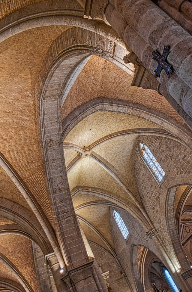 Disoriented, Valencia Cathedral, Valencia, Spain