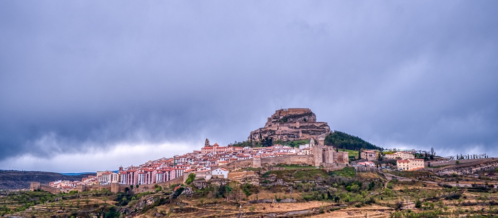 Medieval Walls, Morella,Castellón, Spain