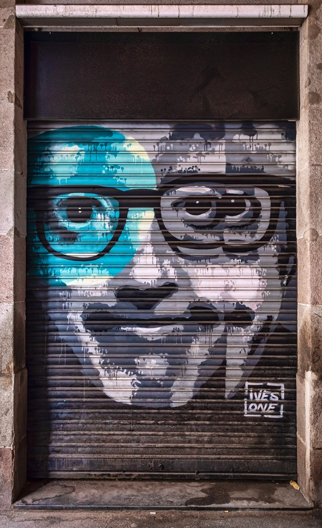 Eyes, Barcelona, Catalonia, Spain