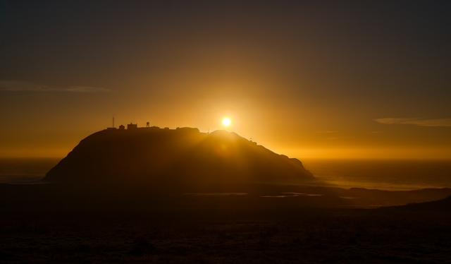 Point Sur State Park, Point Sur Lighthouse, Pacific Coast Highway, Big Sur, California, United States of America