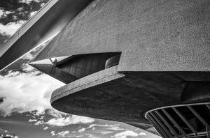 Palau de les Arts Reina Sofia, Ciudad de las Artes y las Ciencias, Valencia, Spain