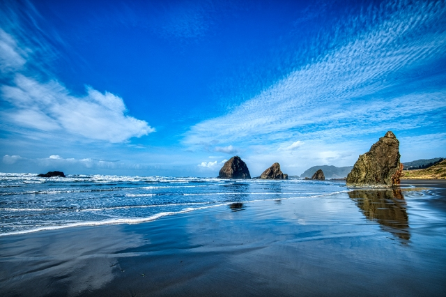 Gold Beach, Oregon Coast Highway, Oregon, United States of America