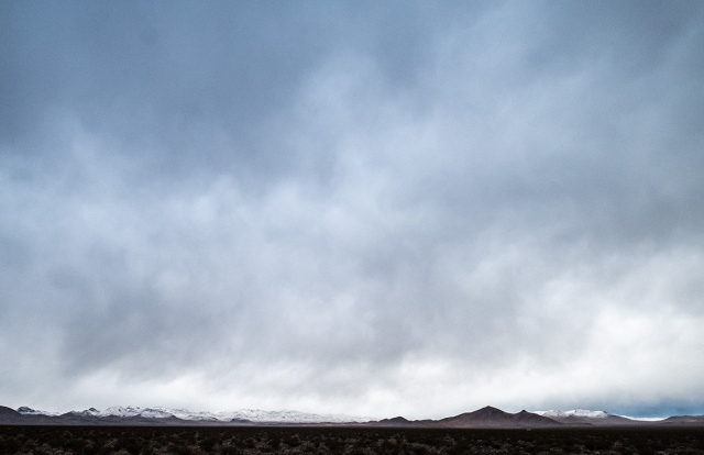 Tiny Below the Expansive Sky, Death Valley National Park, California, United States of America
