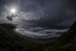A Crescent Beach, Oregon Coast Highway, Oregon, United States of America