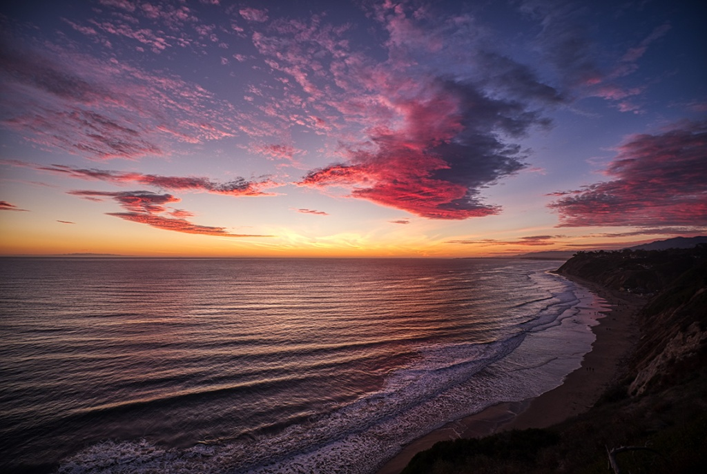 Between the Golden and the Blue, Douglas Family Preserve, Santa Barbara, California, United States of America