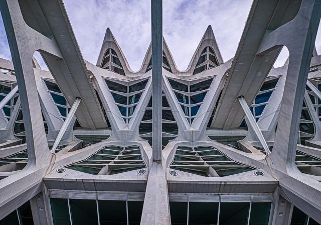 Confusion, Museu de les Ciències, Ciutat de les Arts i les Ciències, Valencia, Spain