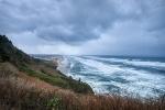 Storm Driven, Heceta Beach, Oregon Coast Highway, Oregon, United States of America