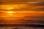 The Searing Gaze, Seaside Creek Beach, Mendocino County, Pacific Coast Highway, California, United States of America