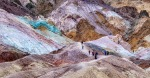 We Hapless Beautiful Many, Artist's Palette, Death Valley National Park, California, United States of America