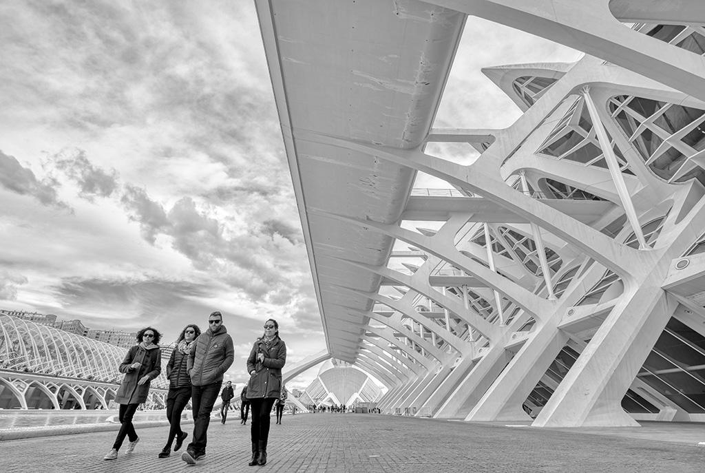 A Spectacular Place to Visit, Ciutat de les Arts i les Ciències, Valencia, Spain