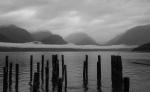 Before the Sun Ever Rose, Britannia Beach, Howe Sound, Sea to Sky Highway, British Columbia, Canada