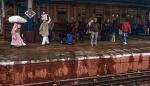 Mathura Junction in 1600th Time, Mathura Junction Railway Station, Uttar Pradesh, India