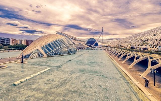 Proxima Centauri b, Ciutat de les Arts i les Ciències, Valencia, Spain