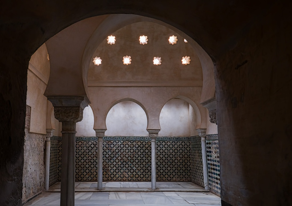 Star Chamber, The Alhambra, Grenada, Spain