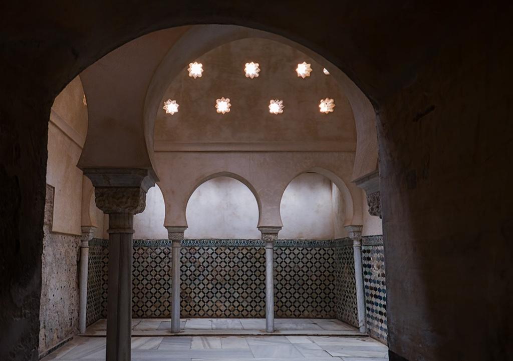 Star Chamber, The Alhambra, Grenada, Spain