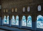 Delicate Intricacies, Plaza de Nazaries, The Alhambra, Granada, Spain