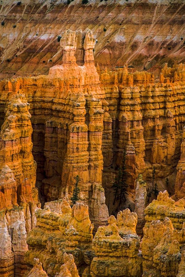 Erosion, Hoodoos, Bryce Canyon National Park, Utah, United States of America