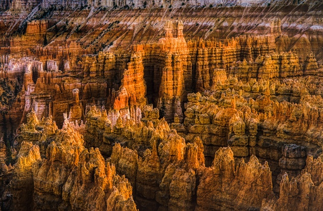 The Maze, Bryce Canyon National Park, Utah, United States of America