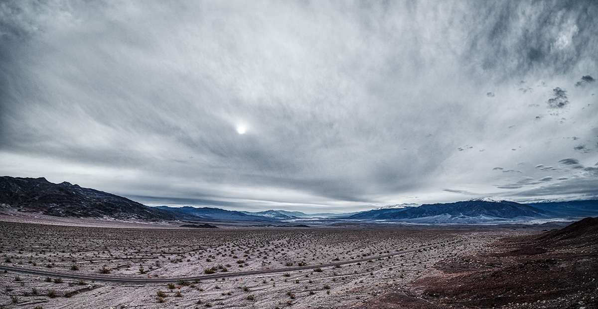 A Hopeful Road, Badwater Road, Death Valley National Park, California, United States of America