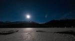 Moonrise Over Blackcomb II, Alta Lake, Whistler, British Columbia, Canada