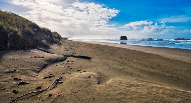An Unknown Shore, Gold Beach, Oregon, United States of America