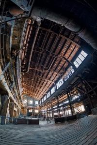 Concentrator, Britannia Mine Museum, Britannia Beach, British Columbia, Canada