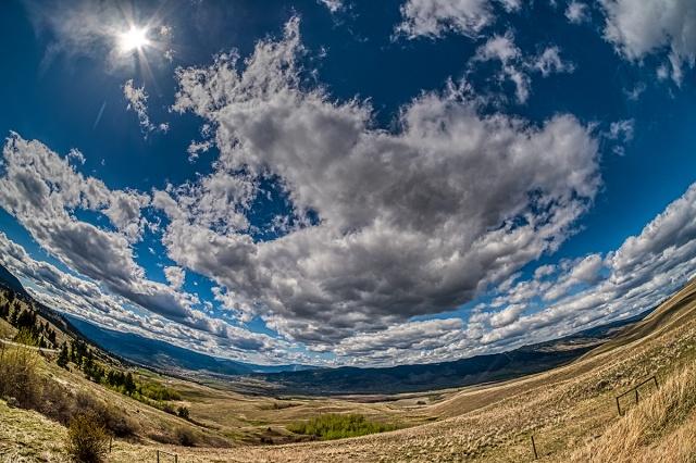 Earthen Cradle, Merritt, British Columbia, Canada